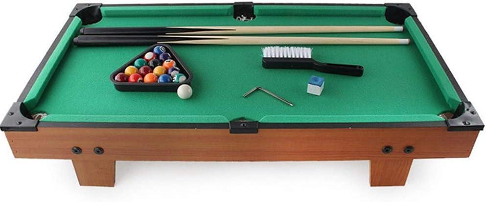 Juego de Billar Mini-piscina mesa de billar mesa de billar de juguete en miniatura con