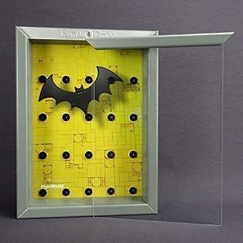 Caja para Figuras Click Sistema Vitrina para Vuestro Lego Serie Batman 71017 Gris: Amazon.es: Juguetes y juegos