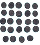 gadgetBRAT® Brand 24 Pack Foam Earbud Earpad Ear Bud Pad Replacement Sponge Covers for Ipod Iphone Itouch Ipad Headsets, Best Gadgets