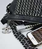 Charzon La Vida Pocket Power Compact 2800 mAh for most smartphones, including iPhones 6, 6s plus , 5, 5s, 4s (SILVER)