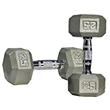 Title- Power Systems Super-Hex Dumbbell, Sold Individually
