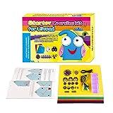 KOOKYE LilyPad Kit Starter Learning Sewable Electronics Kit for Arduino Education Toys Christmas