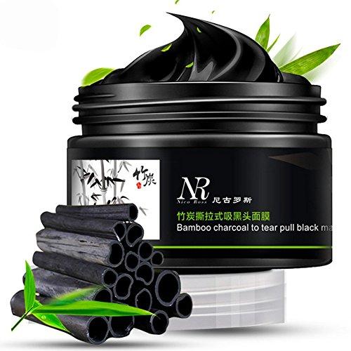 SaiDeng Bamboo Charcoal Blackhead Remover Face Mask