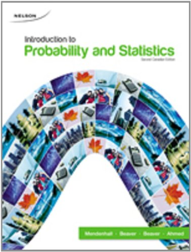 Introduction to probability and statistics solution manual.
