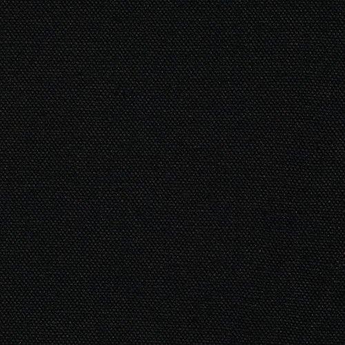 Black Nylon Polyurethane Coated 200 Denier Nylon Water Resistant 60