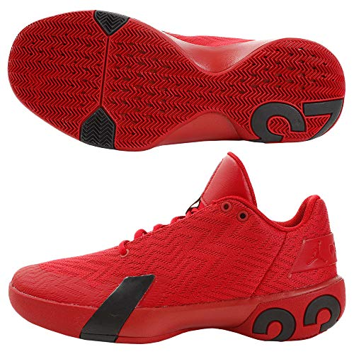 De Fly Rojo Low gym Red 3 Jordan Baloncesto Nike Zapatillas Hombre Black Para 600 Ultra EwqgnZY