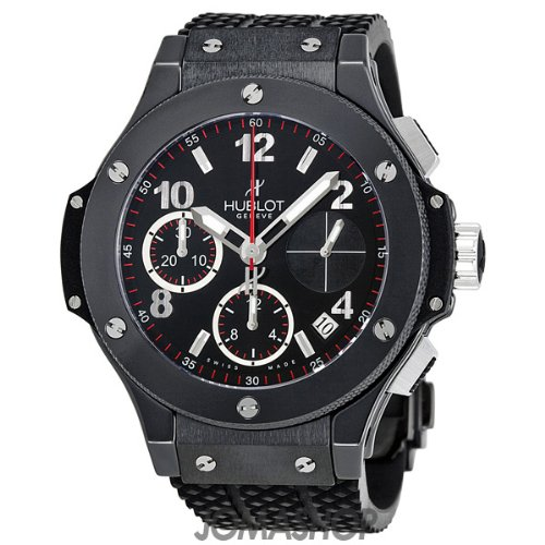 Hublot Black Magic Chronograph Titanium Automatic Mens Watch 342.CX.130.RX