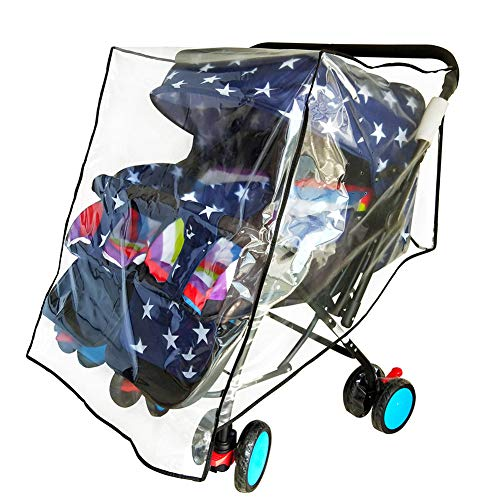 Top 10 recommendation graco double stroller rain cover 2020