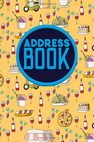 Download Address Book: Address And Phone Book, Contacts Email Address Book, Address Book Page, Phone Book Names And Addresses, Cute Rome Cover (Address Books) (Volume 99) PDF