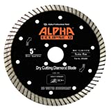 Alpha Eclipse Q 7'' General Purpose Diamond Blade