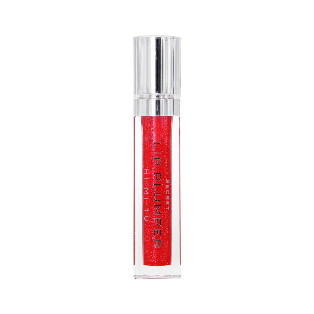Secret Lip Plumper HIMITU (Red with lame 201 BOTAN)