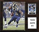 NFL St. Louis Rams Tavon Austin Player Plaque, 12 x 15-Inch