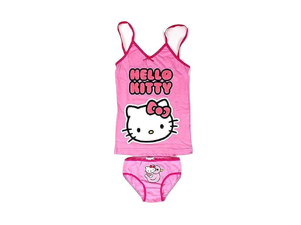 Hello Kitty Unterwä sche rosa)