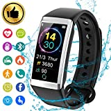 Best Health Tracker Watches - Fitness Tracker,Activity Tracker Watch with Heart Rate Monitor Review