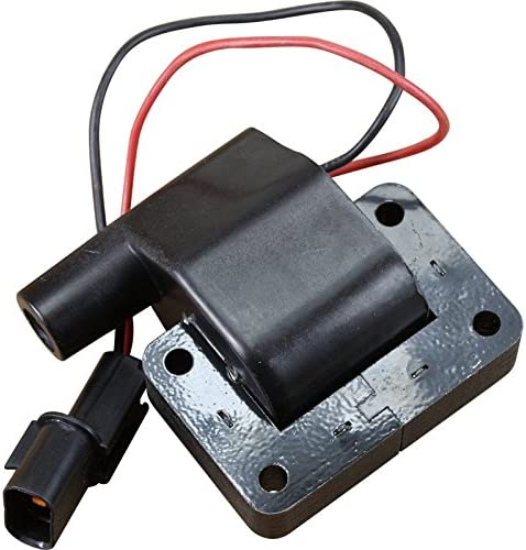 AIP Electronics Premium Ignition Coil Pack Compatible Replacement For 1987-1996 Dodge Eagle Hyundai Mitsubishi and Plymouth Oem Fit C81