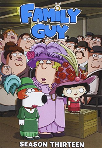 Family Series Guy (Family Guy Season 13 Dvd)