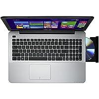 Asus F555LA FHD Display Pro Laptop Flagship Edition Intel I7-5500U 8G 1T HDD DVD 802.11ac Windows 10 Black
