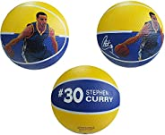 Curry Ball Size 7 for Kids Adult Basketball Durable Soft Construction