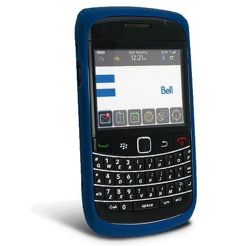 Blackberry Skin for Blackberry Bold 2 (Dark Blue)