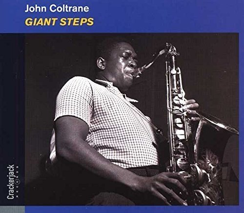 CD : John Coltrane - Giant Steps (Spain - Import)