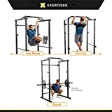 Circuit Fitness Walk-in Power Cage with