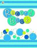 Bubbly Blues Record Book, Carson-Dellosa Publishing, 1483803007