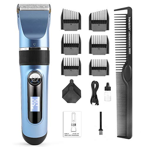 Top Hair Clippers & Accessories