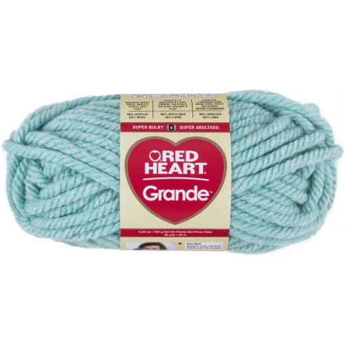 Hearts Grande Collection (RED HEART Grande Yarn, Wintergreen)