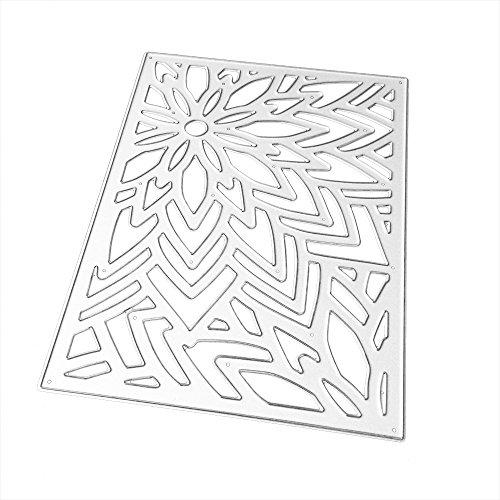 Handbag Embossing Kit Tin Heat Metal Cutting Dies Stencils DIY Scrapbooking Album Paper Card (H) ()