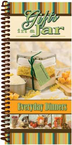 Gifts In A Jar Cookbook-everyday Dinners