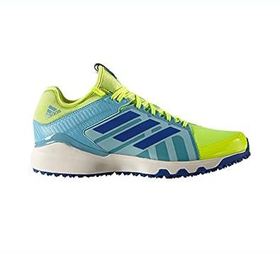 Adidas Performance Men's Lux Field Hockey Shoe Size 9 AQ6510