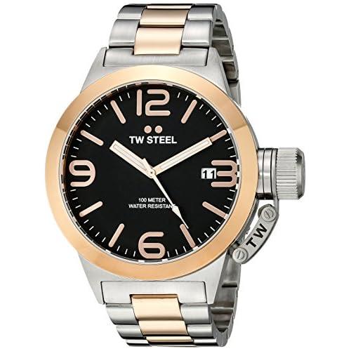 chollos oferta descuentos barato TW Steel Reloj de Pulsera CB131