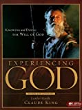 Experiencing God: Knowing and Doing the Will of God (Workbook) by Henry Blackaby (2007-08-01)