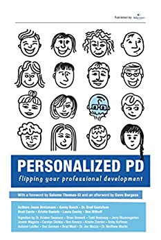 Personalized PD Flipping Professional Development ebook product image