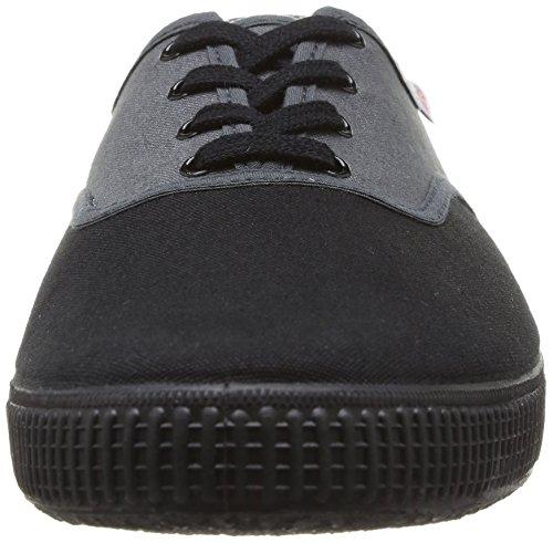 victoria Inglesa Bicolor - Zapatillas de tela unisex Gris (Grau (Anthracite))