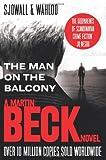 The Man on the Balcony (The Martin Beck series, Book 3) (A Martin Beck Novel)
