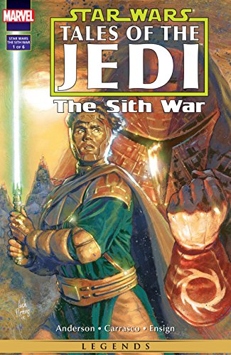 Amazon Star Wars Tales Of The Jedi The Sith War 1995 1996