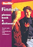 Berlitz Finnish Phrase Book and Dictionary (August 19,2000)