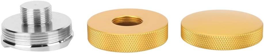 3 Angled Slopes Gold Distributeur de caf/é 58 mm caf/é tamper en acier inoxydable caf/é tamper presse outil caf/é niveleur toolf ou usage commercial