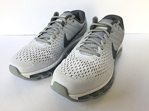 Nike 849559-400, Scarpe da Trail Running Uomo Weiß (White/Dark Grey/Wolf Grey)