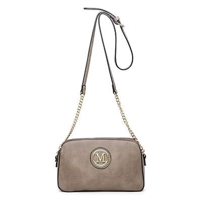 c01b6d71e019 Craze London Women s Faux Leather Small Shoulder Handbag