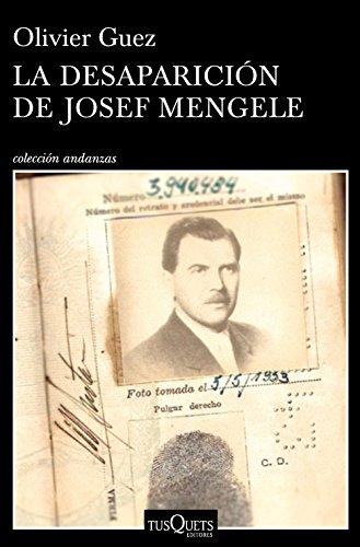 La desaparici�n de Josef Mengele