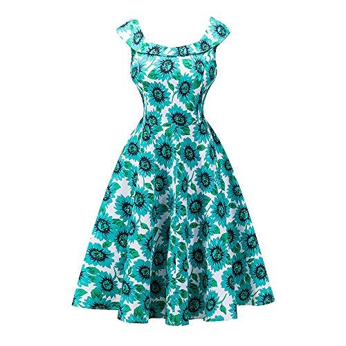 Retro Summer Dresses - 5