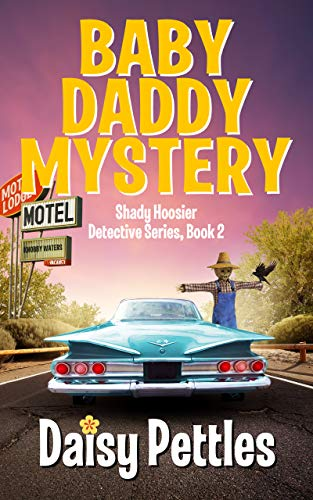 Baby Daddy Mystery: Shady Hoosier Detective Agency (Book 2) (Shady Hoosier Detective Agency Series, Book 2) by [Pettles, Daisy]