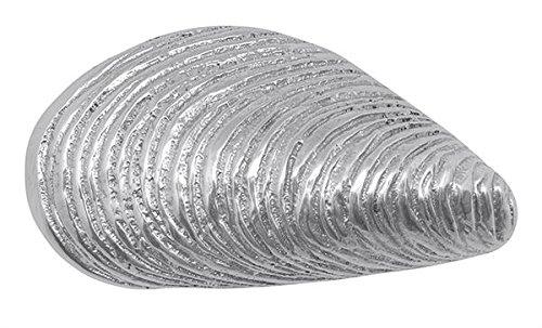 Mussel Beaded Napkin Box by Mariposa