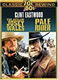 The Outlaw Josey Wales/Pale Rider (2pk)