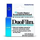 Duofilm Wart Remover Liquid, 0.33 oz by Duofilm