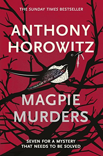 Image result for Magpie Murders by Anthony Horowitz.