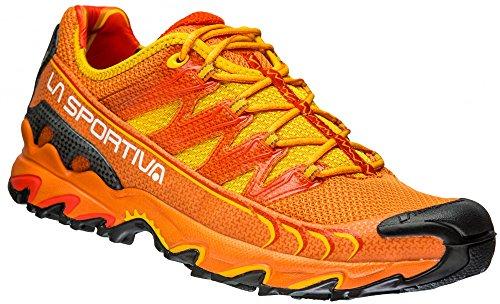La Sportiva Ultra Raptor-Chaussures de Course à Pied en montagne pour homme, Orange, Taille 38