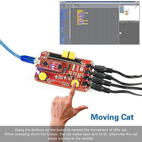 Hui Ni Zero Zero Kit di componenti con modulo robotale Zero for for Learning Kit